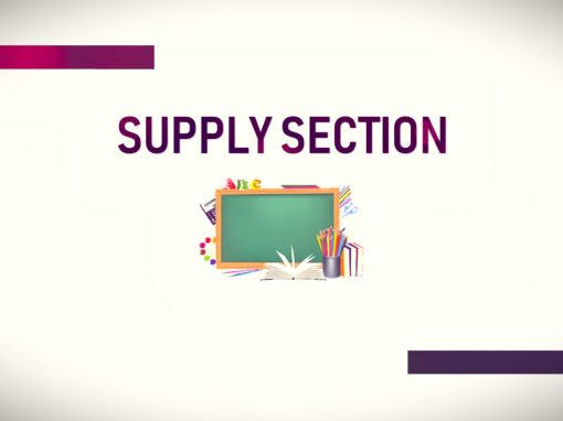 Supply Section