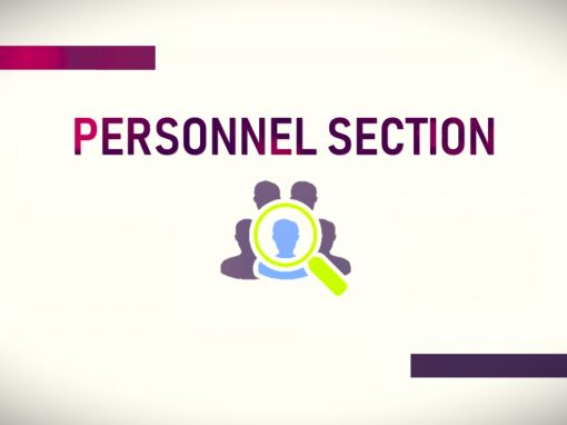 Personnel Section