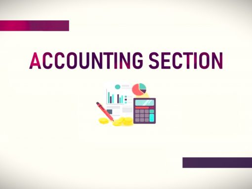 Accounting Section
