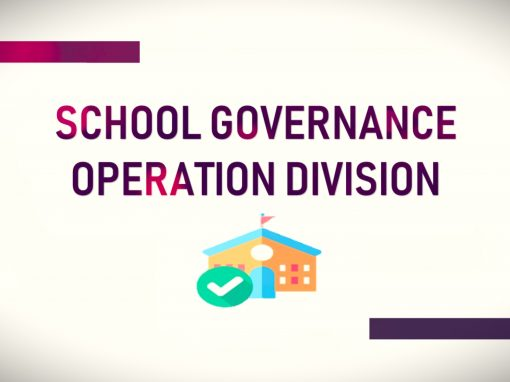 School Governance Operation Division